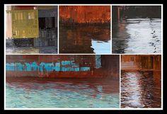 """La mer est ton miroir"" By GIORGOS SALTAFEROS http://www.shootmemag.com/issue/09/  #art #photography #artnet"