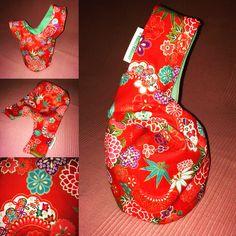 Knot bag japonesa para pasear los domingos de otoño