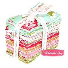 Scrumptious Fat Eighth Bundle Bonnie & Camille for Moda Fabrics