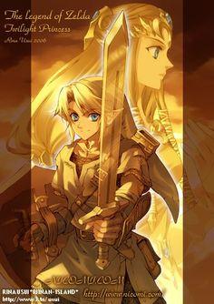 Link ♥ Zelda - Legend of Zelda: Twilight Princess
