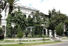 Palacete Navarro, La Floresta. Quito, Ecuador.