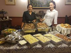 Accommodating staffs ready to serve you. Cheap Catering, Affordable Catering, Catering Menu, Catering Companies, Spit Roast Catering, Buffet, Party Needs, Party Guests, Ethnic Recipes