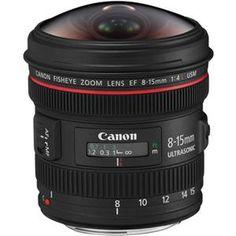 Canon 8-15mm