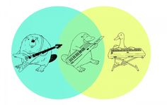 The Greatest Venn Diagram Ever - http://brosive.com/the-greatest-venn-diagram-ever/