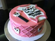 skull baby shower cake | Tumblr