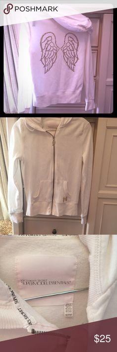 VS super model essential hoodie VS super model essential hoodie. In lovely used condition Victoria's Secret Sweaters
