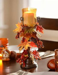 Stylish Thanksgiving Decor Items To Create A Cozy Atmosphere .