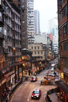 Hong Kong Soho from Gary Pepper