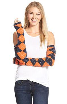 FiveLo 'Chicago' Argyle Arm Sleeves