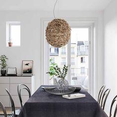 En underbar nyhet som kommit till oss är taklampan Cono😍  En underbart taklampa att ha över bordet men även i sovrummet 😊 Rum, Ceiling Lights, Lighting, Home Decor, Light Fixtures, Ceiling Lamps, Lights, Interior Design, Home Interior Design