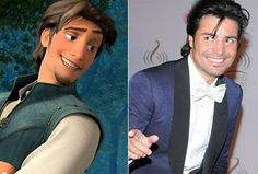 Chayanne is the voice of Flynn Ride in Tangled! (the spanish version) Flynn Rider, Porto Rico, Cartoon Movies, Pop Singers, Animation Film, Princesas Disney, Cute Guys, Celebrity Crush, Famous People