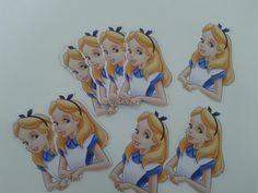 Apliques Alice para tubete