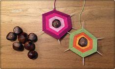 Pavučinky z gaštanov / Chestnut webs - free pattern Free Pattern, Sewing Patterns Free