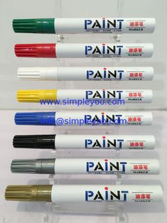 Paint Marker Oil-based Valve Action Paint Pens, Fine Point is acrylic paint oil based - Oil Painting Bob Ross, Paint Pens, Paint Markers, Action Painting, Best Oils, Wall Art Pictures, Face Oil, Diy Wall Art, Wands