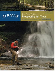 Trout Fishing Book - The Orvis Guide to Prospecting for Trout -- Orvis on Orvis.com!