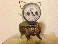Reserved Siamese Cat - found object robot sculpture assemblage. $60.00, via Etsy.