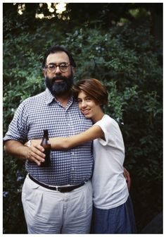 Francis Ford Coppola and Family