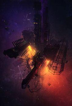Oniric Realms — metal-maniac-starship-mechanic: Scorpio...