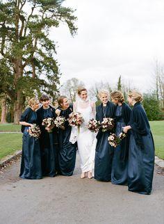 Photography: Aaron Delesie Photographer - aarondelesie.com Wedding Planning: David Pressman Events LLC - davidpressmanevents.com Floral Design: Passion - flowersbypassion.com  Read More: http://www.stylemepretty.com/2012/11/22/somerset-england-thanksgiving-wedding-from-aaron-delesie/