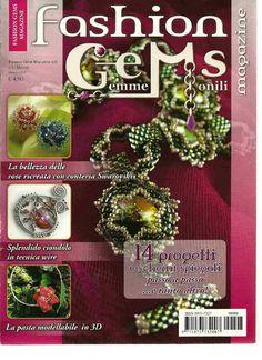 Fashion gems 8 Beadwork magazine