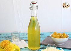 [ LIMONCELLO ]  Une liqueur maison pour terminer le repas en beauté ça vous dit ? Tentez ce digestif légèrement acidulé qu'est le Limoncello :-)
