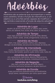 Portuguese Grammar, Portuguese Lessons, Portuguese Language, Learn Portuguese, Book Study, Study Notes, English Study, Learn English, New Things To Learn
