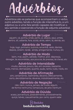 Portuguese Grammar, Portuguese Lessons, Portuguese Language, Learn Portuguese, Book Study, Study Notes, Writing A Book, Writing Tips, Study Organization