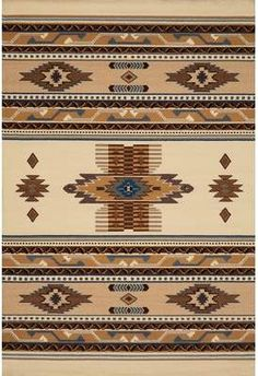 Modern Loom Phoenix Berber Southwestern Rug from the Southwestern Style Rugs collection at Modern Area Rugs Southwestern Area Rugs, Southwest Decor, Southwest Style, Mountain Decor, Navy Rug, Indoor Rugs, Berber Rug, Accent Rugs, Cool Rugs