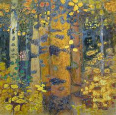 Conglomeration | oil on canvas | 48 x 48"