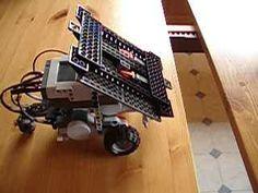 Madison - a bridge-laying Mindstorms robot, via Flickr.