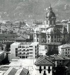 Giuseppe Terragni -  Casa del Fascio, Como