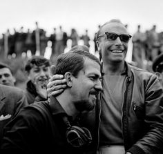The winner, Jo Bonnier, Porsche 718 RS60, with teammate Edgar Barth, Targa Florio, Sicily, 1960. Edgar Barth was 5th, together with Graham Hill, in another Porsche.