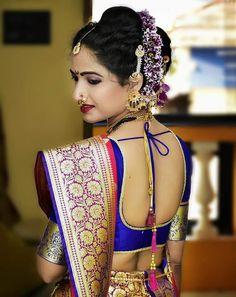 Beautiful Girl In India, Beautiful Girl Image, Most Beautiful Indian Actress, Beautiful Outfits, Beautiful Women, Indian Wedding Wear, Indian Bridal Fashion, Bengali Wedding, Pattu Saree Blouse Designs
