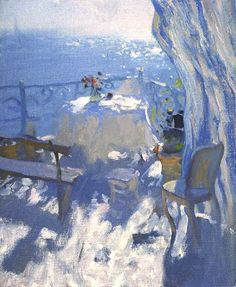 Terraces by Bato Dugarzhapov