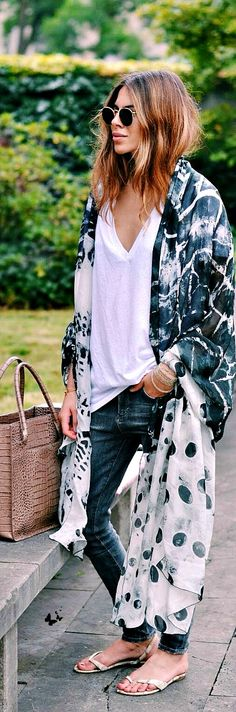 street style bohemian | More outfits like this on the Stylekick app! Download at http://app.stylekick.com