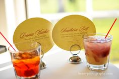Signature Drinks -  BENDORA WEDDING GALLERY BLOG