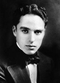 Young Charles Chaplin