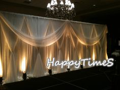 3m High 6m Wide Wedding&Party Decoration Curtain Backdrop With Detachable Swags Drapes Wedding Favors