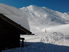 Skiing in Fiss Serfaus Ladis. One of the most beautyfull places in Austria.
