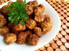 Beef and Vegetable Meatballs