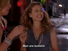 Sex and the City Quotes City Quotes, Mood Quotes, 90s Quotes, Funny Quotes, Offensive Humor, Funny Humor, Movie Lines, Quote Aesthetic, Girl Humor