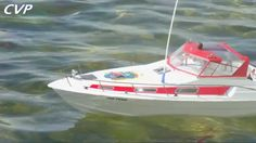 CVP - Rc Robbe Cruise Boat San Remo -The Pirate