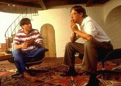 Steve Jobs and Bill Gates.