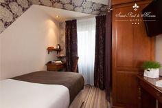 PARIS I Hôtel Saint-Paul Le Marais - 8, Rue de Sévigné, 75001 PARIS - A Single Room