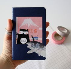 moleskine journal - Ninja Kitty | Flickr - Photo Sharing!