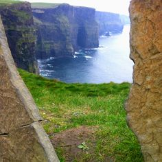 The Harry Potter Cave at the cliffs of Moher in Ireland. The one where voldemorts horcrux is.