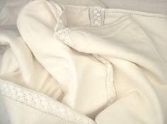 Openthreadwork Vintage Tablecloth/Sheet