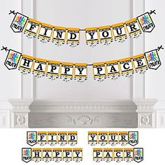 Set The Pace - Running - Personalized Track, Cross Country or Marathon Bunting Banner & Decorations Pace Running, Running Track, Party Bunting, Bunting Banner, Locker Decorations, Cross Country Running, Big Dot Of Happiness, Party Guests, For Your Party