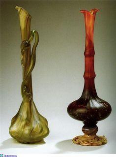Emile Gallè glass