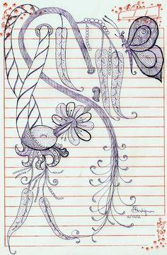 Sala de Aula: Desenhos meus